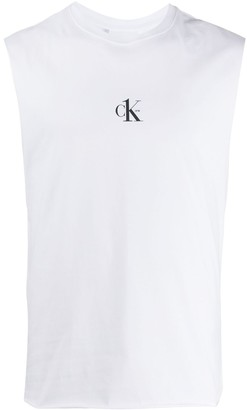 Calvin Klein Jeans Raw Edge Vest