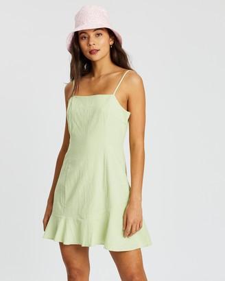 MinkPink Appletini Mini Dress