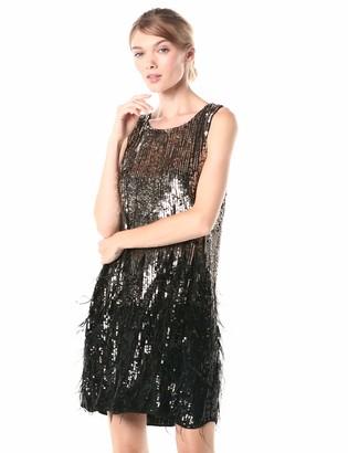 Parker Women's Allegra Sleeveless Beaded Mini Dress