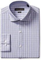 Vince Camuto Men's Check Slim Fit Dress Shirt
