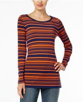 MICHAEL Michael Kors Striped Tunic