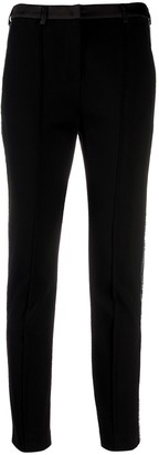 Karl Lagerfeld Paris Cropped Tuxedo Trousers