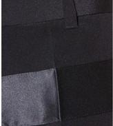 3.1 Phillip Lim Grunge panelled silk-crepe trousers