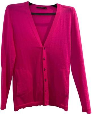 Balenciaga Pink Cashmere Knitwear
