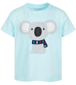 First Impressions Toddler Boys Koala T-Shirt, Created for Macy's