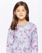 Jigsaw Overlapping Butterfly Print Cardigan