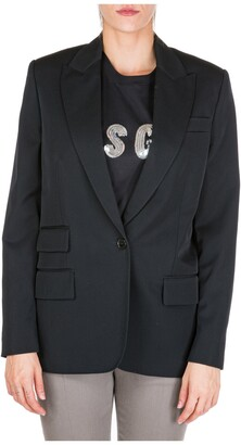 Stella McCartney Single-Breasted Tailored Blazer