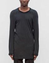 11 By Boris Bidjan Saberi Symmetrial L/S T-Shirt