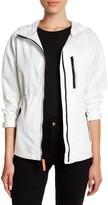 Vince Camuto Sporty Rain Jacket (Petite)