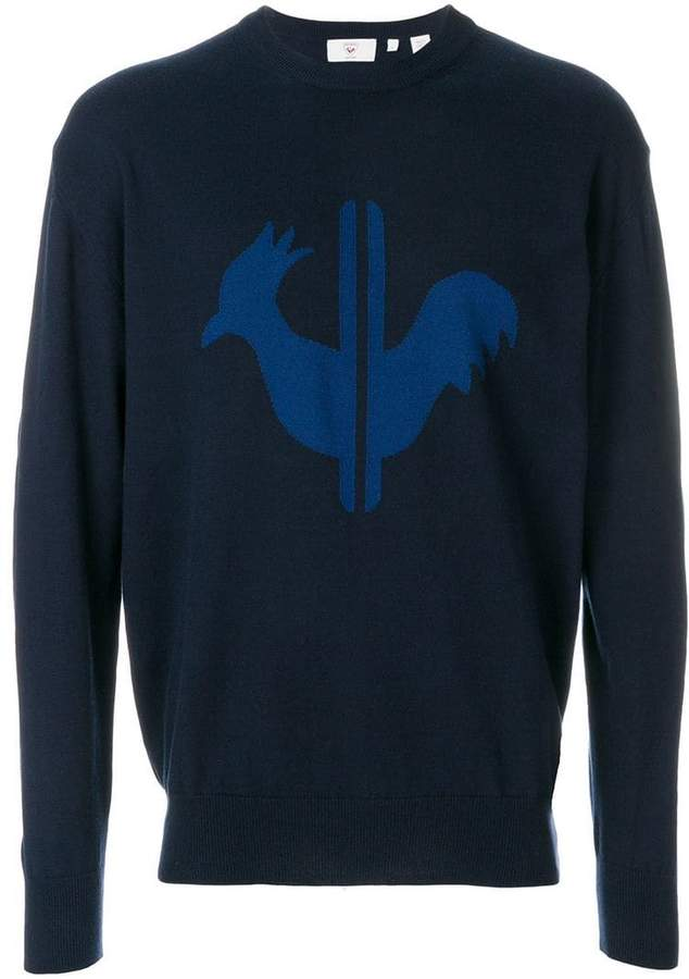 Rossignol printed sweater