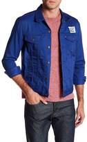 Levi's NFL Blue Twill Trucker Jacket
