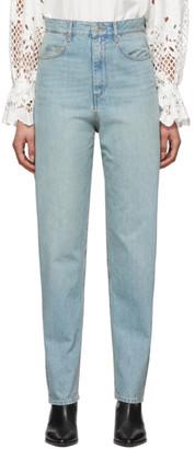 Etoile Isabel Marant Blue Corsyj Jeans