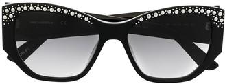 Karl Lagerfeld Paris Mr. Lagerfeld Icon sunglasses
