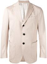 Doppiaa - classic blazer - men - Cotton - 48