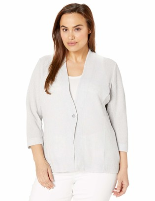 Nic+Zoe Women's Plus Size ONE for All Jacket