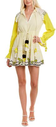 HEMANT AND NANDITA Anew A-Line Dress
