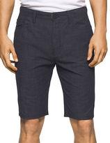 Calvin Klein Jeans Cotton Five-Pocket Shorts