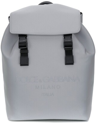 Dolce & Gabbana Palermo Reflector backpack
