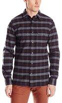 Jack Spade Men's Putnam Plaid Flannel Work Shirt