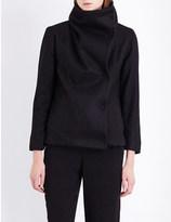 Drifter Mairead wool-blend jacket