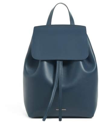 Mansur Gavriel Calf Mini Backpack - Blu