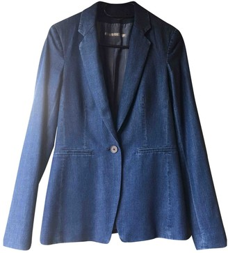 Drykorn Blue Denim - Jeans Jacket for Women