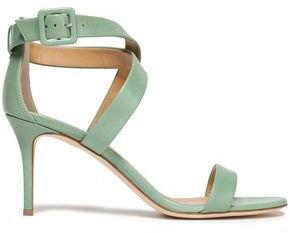 Giuseppe Zanotti Leather Sandals