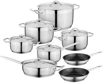 Berghoff Essentials Hotel 18/10 Stainless Steel 14Pc Cookware Set