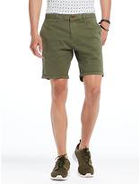 Scotch & Soda Classic Garment Dyed Shorts
