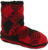 Woolrich Chalet Slipper Socks (Women)