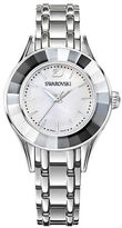 Swarovski Swiss Alegria Stainless Steel Bracelet Watch