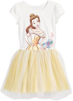 Disney Disney's® Beauty and The Beast Tulle Dress, Toddler & Little Girls (2T-6X)