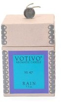 "Votivo Aromatic Candle, Sumatra Lemongrass, 50-60 Hours, 6.8 oz, 2.75"" dia x 4"" h"