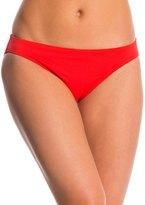 Michael Kors Swimwear Solid Classic Bikini Bottom 8142783