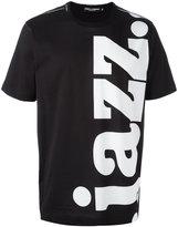 Dolce & Gabbana jazz print T-shirt - men - Cotton - 44