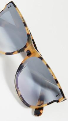 Illesteva Madrid Tortoise Sunglasses