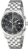 Victorinox Men's 241620 AirBoss Analog Display Automatic Silver Watch