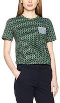 Orla Kiely Women's Pocket T-Shirt