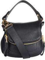 Tom Ford Small Jennifer Cross Body Bag, Black, One Size