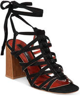 Kensie Sadira Block-Heel Sandals