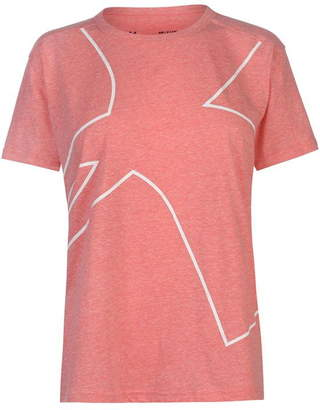 Under Armour Tri Blend Graphic T Shirt Ladies