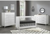 Isa Belle Tazewell 2 Drawer Nightstand Isabelle & Max Color: White