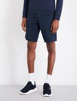 BOSS GREEN Zipped-pockets jersey shorts