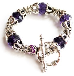 Michael Gabriel Designs Awareness Bracelet