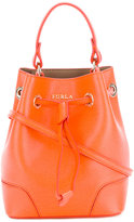 Furla mini Stacy bucket bag - women - Leather - One Size