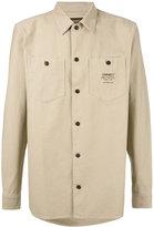 Carhartt printed pocket shirt