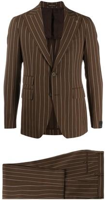 Tagliatore Pinstripe Two-Piece Suit