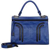 Foley + Corinna Stephi Top-Handle Mini Messenger Bag