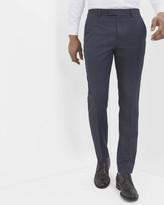 Pashion Wool-silk Trousers