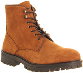 Ask the Missus Anchor Lace Boots